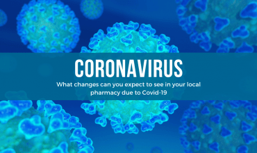 What changes can you expect to see in your local pharmacy due to Covid-19