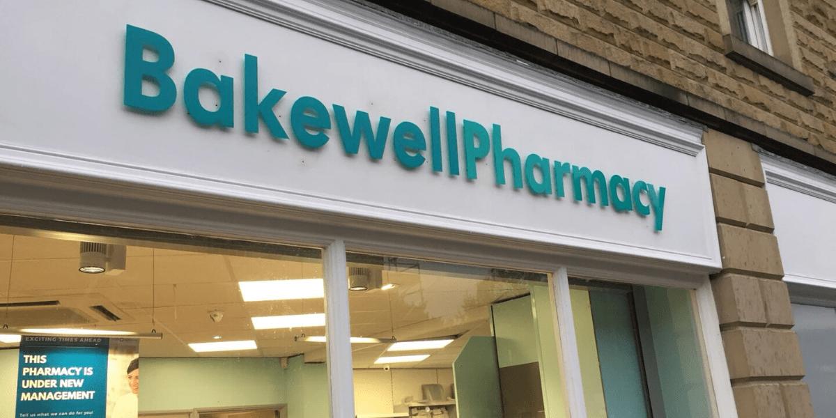 Bakewell Pharmacy storefront