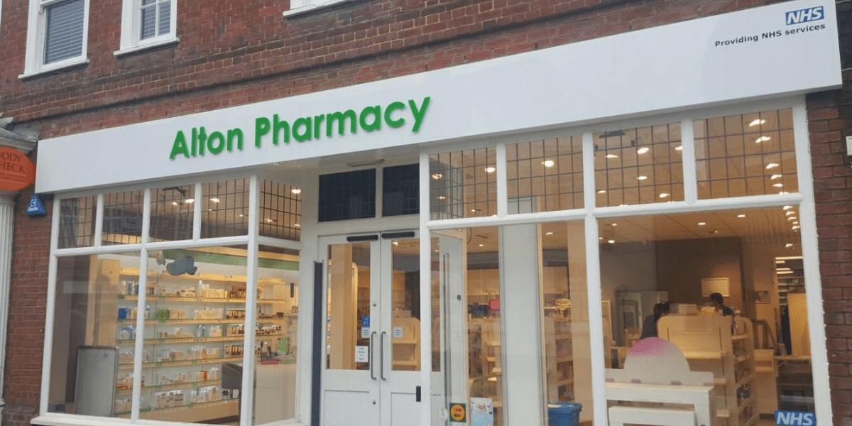 Alton Pharmacy storefront