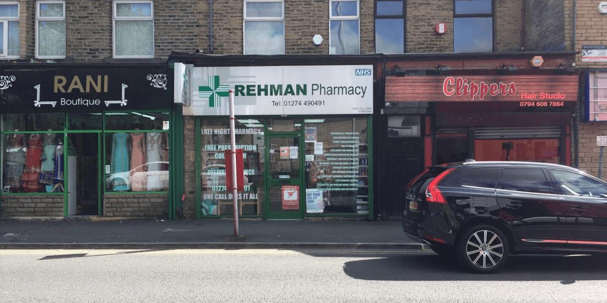 Rehman Pharmacy storefront