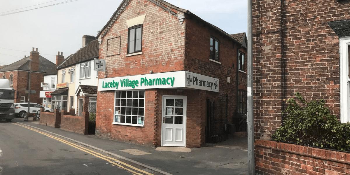 Laceby Pharmacy storefront