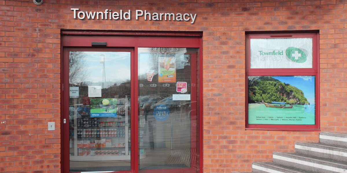 Townfield Pharmacy storefront